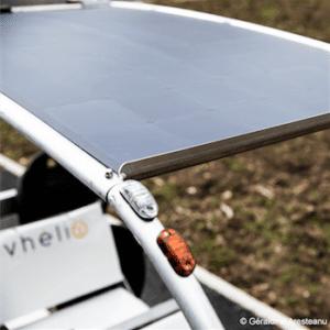 panneaux solaires du vhélioriginal